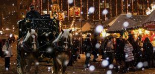 SALZBURG 1 dzień - jarmark świąteczny