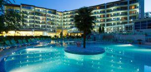 PARK HOTEL MADARA (autokarem, 12 dni)