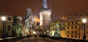 PRAGA + Bal Sylwestrowy 4 dni - sylwester