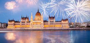 Budapeszt + Sylwester nad Balatonem -  City Hotel