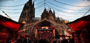Kolonia - Köln 1 dzień - jarmark świąteczny