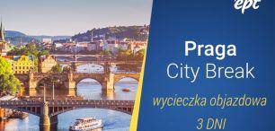 Bajeczna Praga z Morawskim Krasem