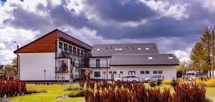 Hotel WCZASY W WICIACH - OŚRODEK WYPOCZYNKOWY DIUNA