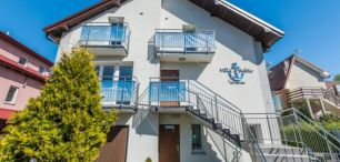 Hotel WCZASY W KARWI- WILLA BALTIC