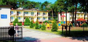 Hotel WCZASY W DZIWNÓWKU  dojazd własny- OŚRODEK WYPOCZYNKOWY ZŁOTA RYBKA