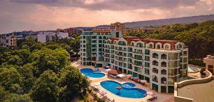 Hotel PALMA (autokarem, 10 dni)