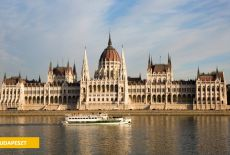 U Bratanków - Balaton + Budapeszt