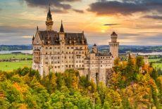 Szaleństwa Zamkowe Ludwika II - Austria + Niemcy
