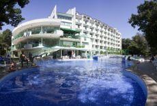 Obóz młodzieżowy - Bułgaria - Złote Piaski - Hotel Zdravets****