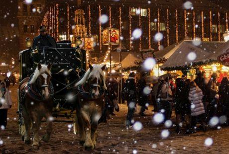 SALZBURG 1 dzień - świąteczne klimaty