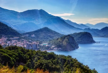 Przejazd autokarowy do Czarnogóry: Sutomore, Budva, Bar, Dobra Voda