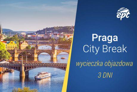 Bajeczna Praga i Kutna Hora jako skarbiec Czech