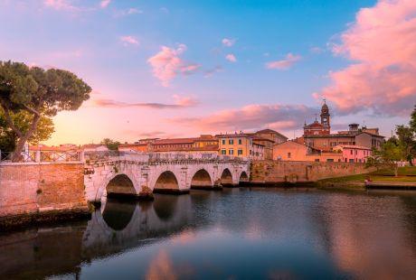 Przejazd autokarowy do Włoch: Pesaro, Rimini