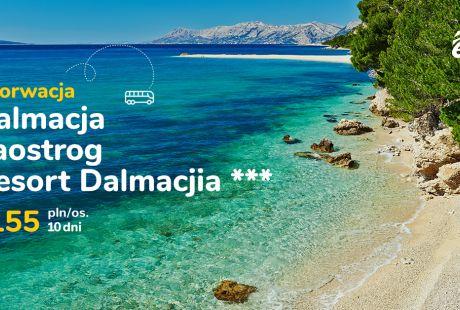 Hotel DALMACIJA - kompleks wakacyjny
