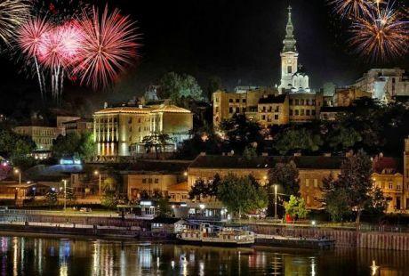 Belgrad + Zabawa Sylwestrowa - Hotel Balašević ****