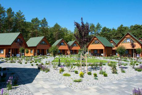 Hotel WCZASY W PUSTKOWIE - OŚRODEK ZEM-TOURIST- domki, dojazd własny