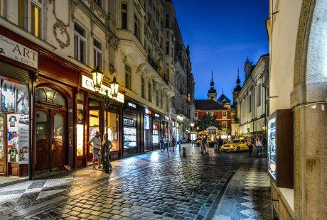 Świąteczny Jarmark w Pradze i Kutna Hora