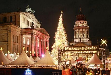BERLIN  2 dni - JARMARK ŚWIĄTECZNY + TROPIKI